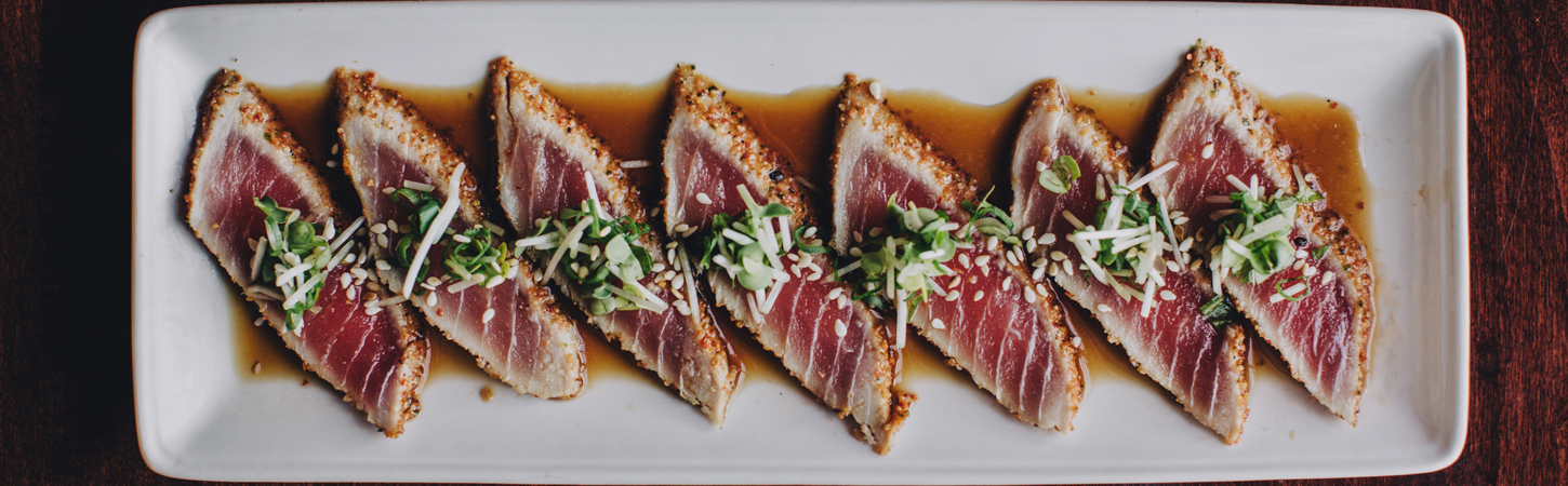 Appetizer-Tuna-Tataki-at-Soberfish-Restaurant