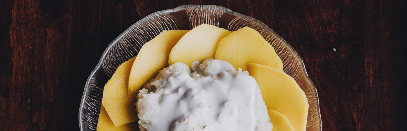 Dessert-Sweet-Sticky-Rice-with-Mangos-and-Coconut-Ice-Cream-at-Soberfish-Restaurant